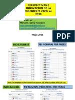 Perspectivas e Innovacion de La Ingenieria Civil Al 2020