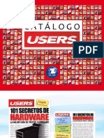 Catalogo Users