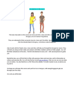 Course Presentation and Units Descriptions HU