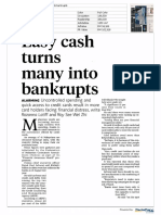 Factors Affecting Bankruptcy the Case of Malaysia