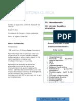 Cirrosis Hepatica Farmaco
