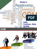 UNIDAD III Customer Relationship Management Sábado 01 de Octubre 2016