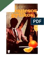A Narancsos Gyilkos - Valogata - Krimi Antologia
