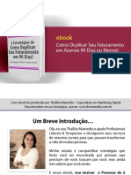 eBook - Marketing Para Psicólogos