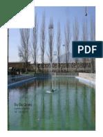Reutilización de Aguas de Piscina