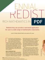 Mathematics Teacher October 2012