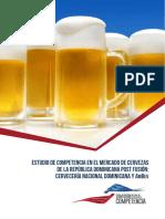Comisión Nacional de Defense de la Competencia Estudio Fusion de Ambev y CND
