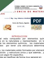 Clases de Ciencias de Los Materiales