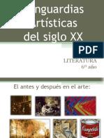 Vanguardias Artísticas Del Siglo Xx