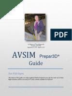 AVSIM Lockheed Martin Prepar3D Guide