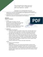 Mikroorganisme Penyebab Demam (Bakteri Anaerob & Jamur)