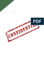 Sello ejemplo confidencial PDF