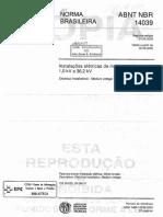 NBR 14039 - 2005