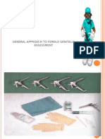 Genitalia Assessment