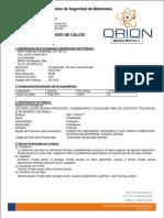 HDSM Oxido de Calcio(1)