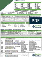 AutoPIPE V8i Quick Reference.pdf