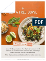 ShopHouse updated flyer