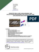 HCO Oriented Core Procedures
