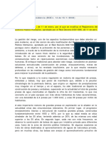 Reglamento Del Dominio Público Hidráulico (2008)