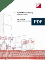 DPL Tutorial Power Factory