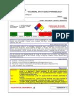 Msds - 039 Carbonato de Sodio