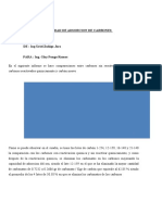 II Informe Velocidad de Adsorcion de Carbones