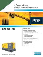 Generador QAS125