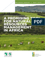 AfDB 2015 Payment of Environmental Services