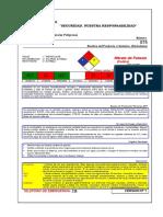 Msds - 075 Nitrato de Potasio