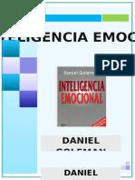 Inteligencia Emocional de Daniel Goleman