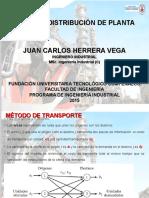 3. DDP Localización Método Transporte