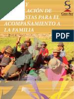 978 958 8369 31 0 Diseño y Formulacion de Propuestas Para El Acompañamiento a La Familia MAGNETICO