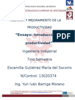 IntroduccionALaProductiviad
