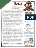 newsletter 10 6 16