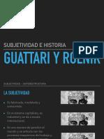 Guattari y Rolnik
