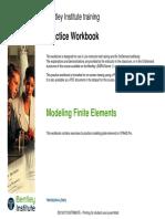 Modeling Finite Elements