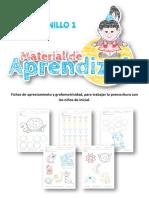 Cuadernillo Preescolar Completo