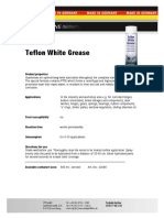 teflon white grease