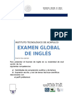 Guia de Examen Para El Ingles