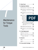 07 Maintenance for Torque Tools