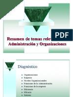 Clase 1 P Organizacional
