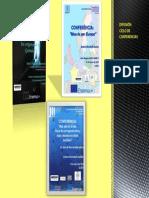 Carteles Resumen Otras Conferencias 2015- 2016