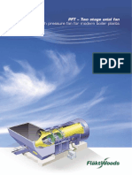 PFT Two Stage Axial Fan - Marketing Brochure 2010 ENG