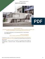 Maquetas de arquitectura _ [ Arte+ ]