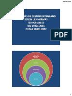 Sig sistemas integrados de gestion