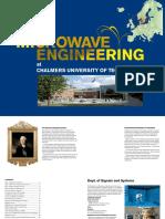 Microwave Engineering at Chalmers 2013