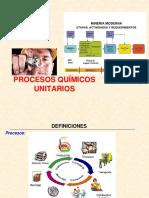 PROCESOS QUIMICOS UNITARIOS