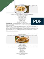 Recetas Tipicas de Guatemala