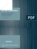 Tic en Colombia