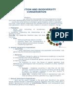 Biodiversity Report